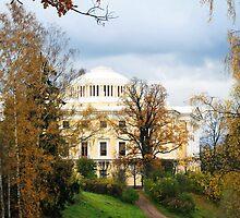 Pavlovsk Palace  by torishaa