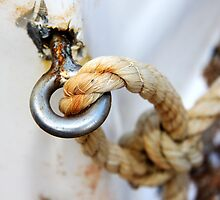 Anchored In Time by JCMPhotos