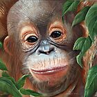 """""""In Respect of the Orangutan"""" by Michelle Caitens"""