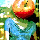Ms. Apple Head by PeopleInMyHead