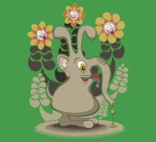 Fleur (Fleur-de-Verte... (Monster_02) Kids Clothes