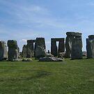 Stonehenge, UK. by machka