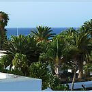 Balcony View. by Janone