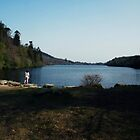 Castlewellan Lake by colettelydon