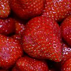 strawberries  by infinity1