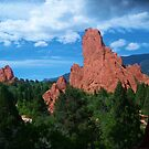 Garden of the Gods by rosaliemcm