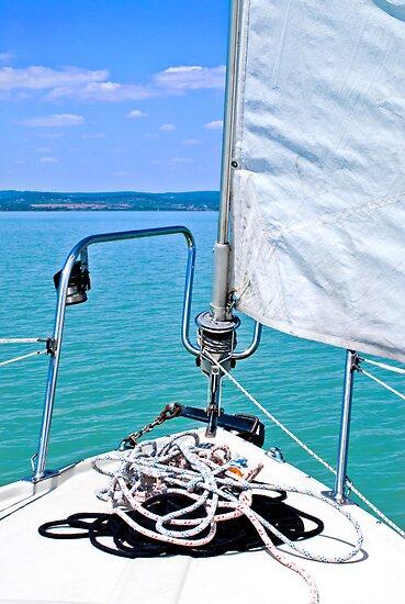 Sailing Boat by doszili