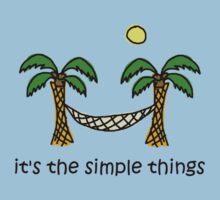 Beach hammock - Simple Things by Jon Winston