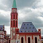 Alte Nikolaikirche by Graeme  Hyde