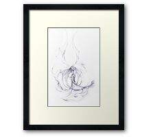 Sea Ghost by Jesse Lindsay 2011 Framed Print