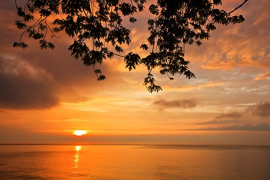 Embracing The Sunset by © Hany G. Jadaa © Prince John Photography