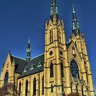 Church of St.Andrew's in Roanoke ( 14 ) by Larry Davis