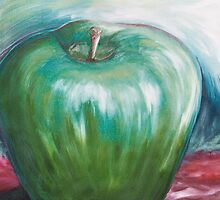 Big Green Apple by Shane Highfill