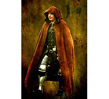 The Swashbuckler Photographic Print