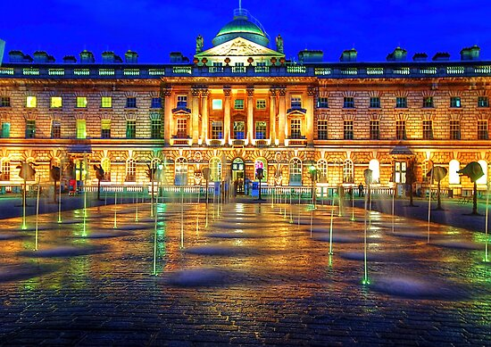 Somerset House by Svetlana Sewell