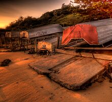 At Rest - Long Reef, Sydney - The HDR Experience by Philip Johnson