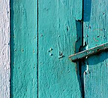 Caribean Door Latch by Leon Heyns