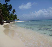 caribbean beach feeling by batichica