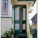 Open Door, Greenslopes, Queensland, Australia. by Madeleine Marx-Bentley