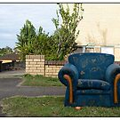 The Seat, Annerley, Queensland, Australia by Madeleine Marx-Bentley