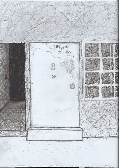 Anne's Door by Tanya Maria