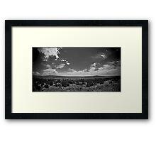 Taos, NM Framed Print
