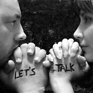 Let's Talk by James  Leader