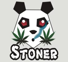 Stoner(red) by Tiffany O'Brien
