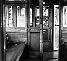 Tram Car  by Christine  Wilson Photography