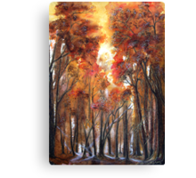 Timeless Trees Canvas Print