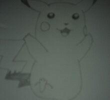 Pikachu,I Choose You! by Halley Kay