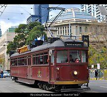 Colonial Tramcar Restaurant - Tram 938 'Bela' by jman2003