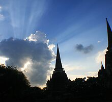 Shining sky by BengLim