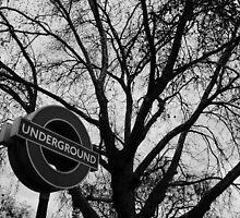 underground sign by Maimai-Photo