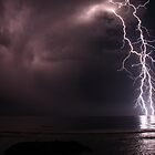 Powerful summer storm by Shane Ocean