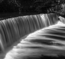 Cramond Falls by Don Alexander Lumsden (Echo7)
