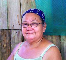 Abuela of Costa Rica by Michelle Hamilton