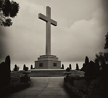 Mt.Macedon, WWI Memorial by John  Kowalski
