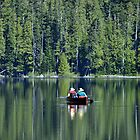 Fishin by Bob Hortman