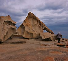 Remarkable Rocks ~ Kangaroo Island by roger smith