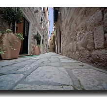 An alley in Croatia  by John44