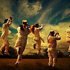 Dancers by ajgosling