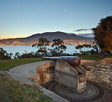 Kangaroo Bluff Battery #3 by Chris Cobern