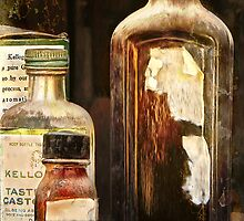 Time In A Bottle by pat gamwell
