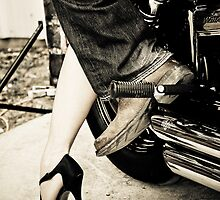 Heels and Wheels by Robert F Calloway III
