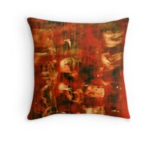 Fear of Chinese Ghosts Throw Pillow
