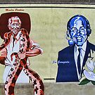 Muralist and Broadcasters by barnsis