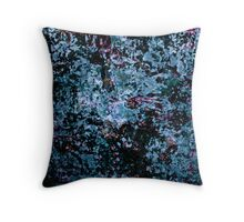 Galaxy Paradise Throw Pillow