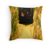 Obelisk Throw Pillow