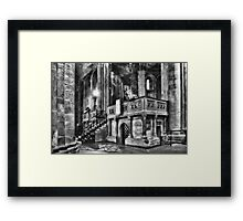 San Michele toward the altar Framed Print